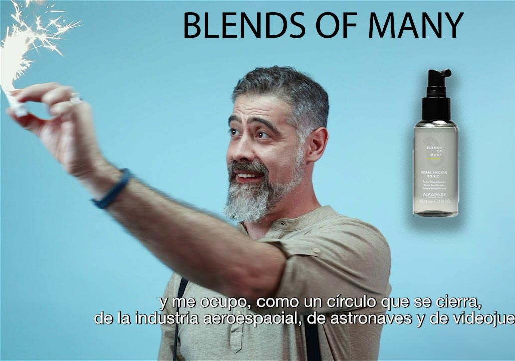 blends of many